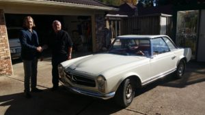 """""""After 30 years of ownership it was time to sell. Daniel Made a Very fair offer, the car was sitting in the garage for a few years and it was time to move on, Daniel made an offer on the spot, safe, easy,and fast!"""""""